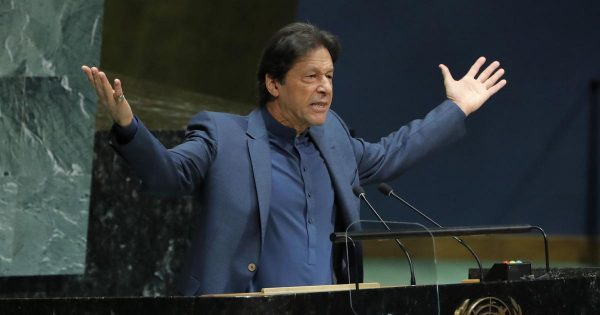 Imran Khan's UN Speech – Evolutionary Process That Builds Leaders