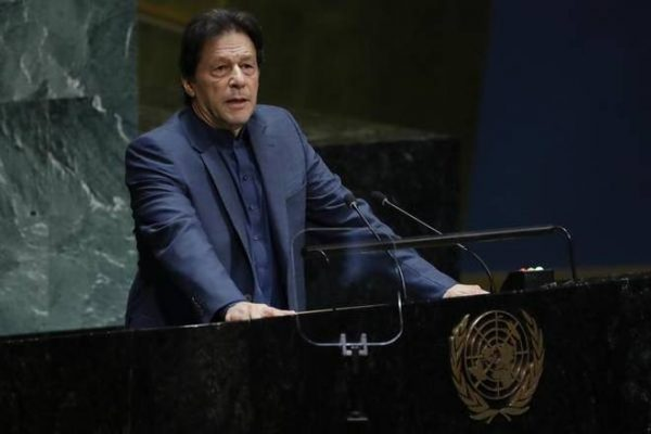 Summarizing Imran Khan's UN Speech