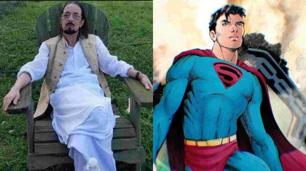 See Allama Zameer Akhtar Naqvi As Superman – Nepal Meme