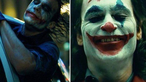 Ledger's Joker Is Mad at Phoenix's In This Joker Meme