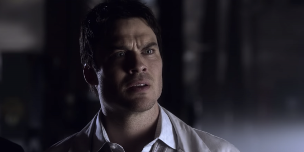 Ian Somerhalder At War With Vampires In The V-Wars Trailer