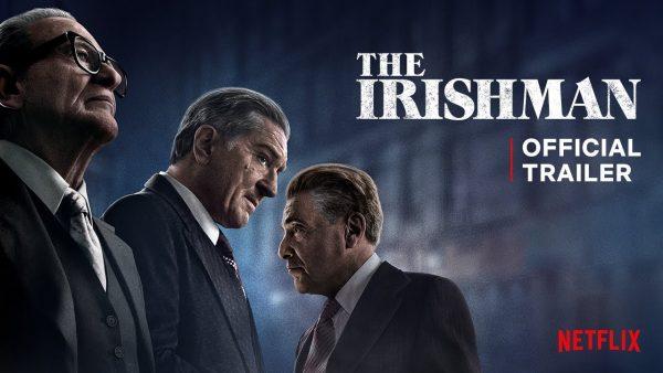 "The Irishman ""I Heard You Paint Masterpieces"""